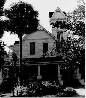 Mote Morris House Leesburg Florida