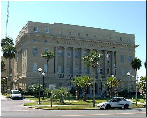Lake County Florida's Historic Courthouse