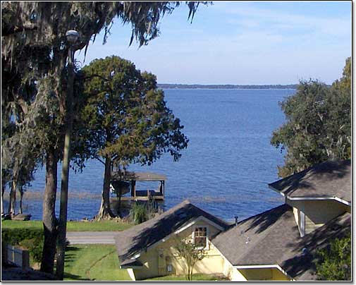 View Across Lake Eustis